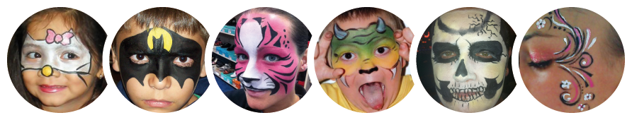 Face Painting company in Vancouver