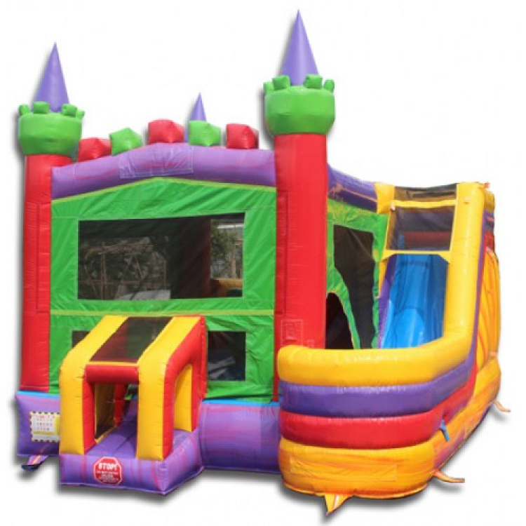 XL Combo Castle